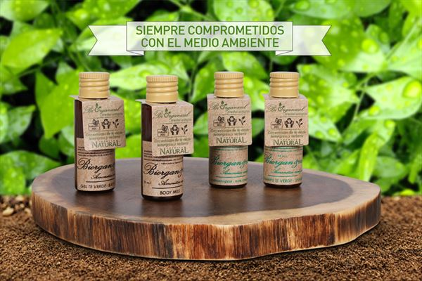 BIORGANICAL ECO  100% RECICLABLE