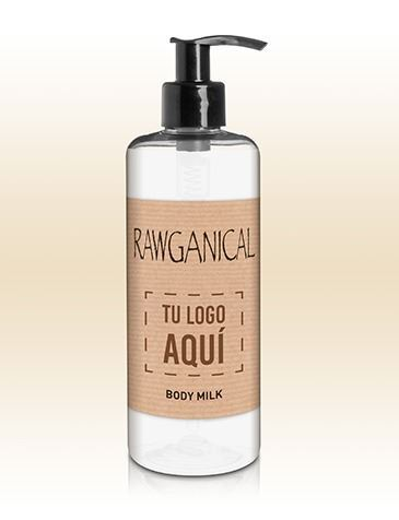 BODY MILK RAWGANICAL (PERSONALIZACION PRODUCTO - RAWGANICAL)
