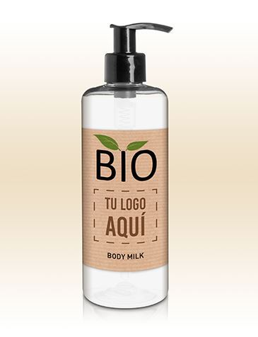 PACK 16 BOTELLAS RECAMBIO BODY MILK 300ML CON DISPENSADOR