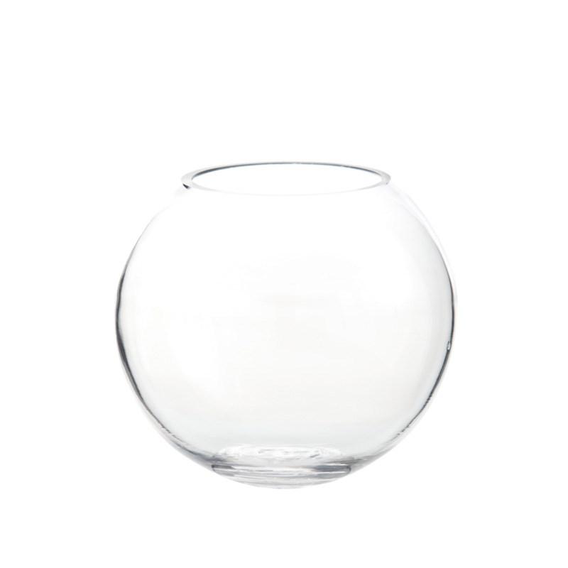 Porta velas cristal circular - Portavelas cristal ...